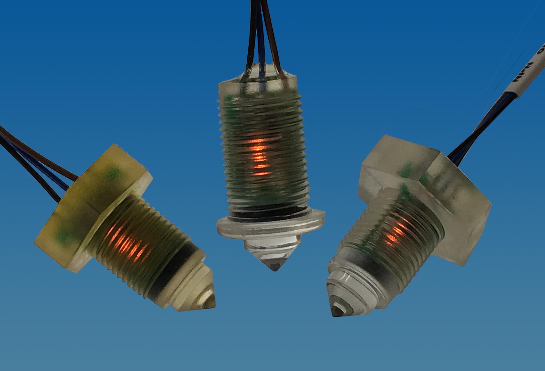 M12非金属光电液位开关