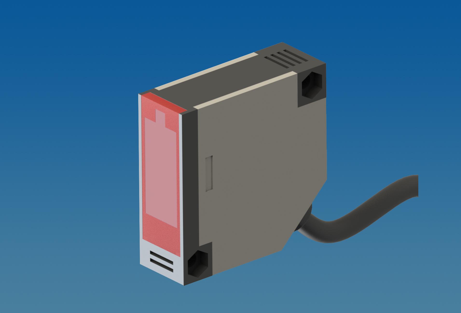 E3JK漫反射光电开关 无间距并排互不干扰
