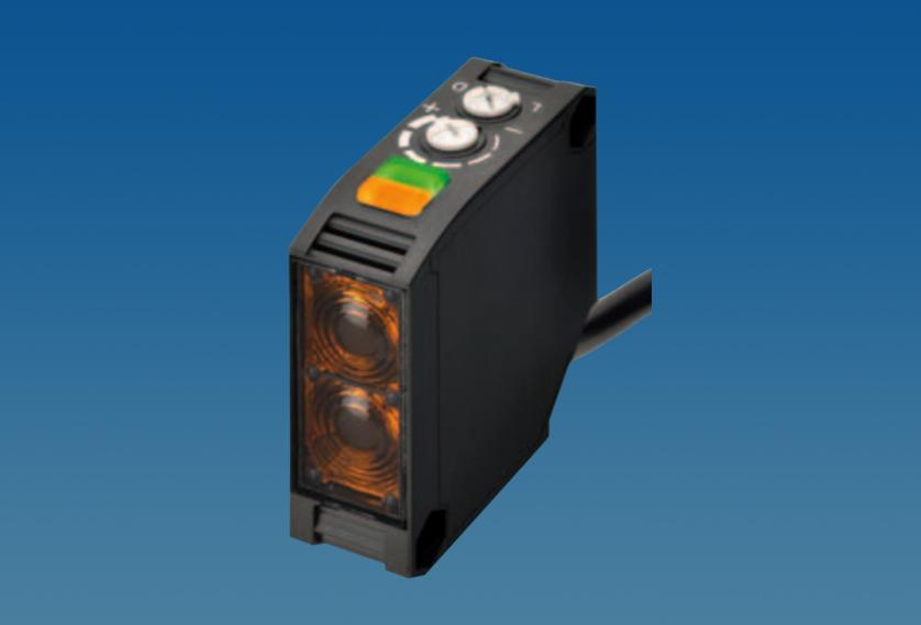 E3JM高速光电开关 无间距并排互不干扰漫反射型