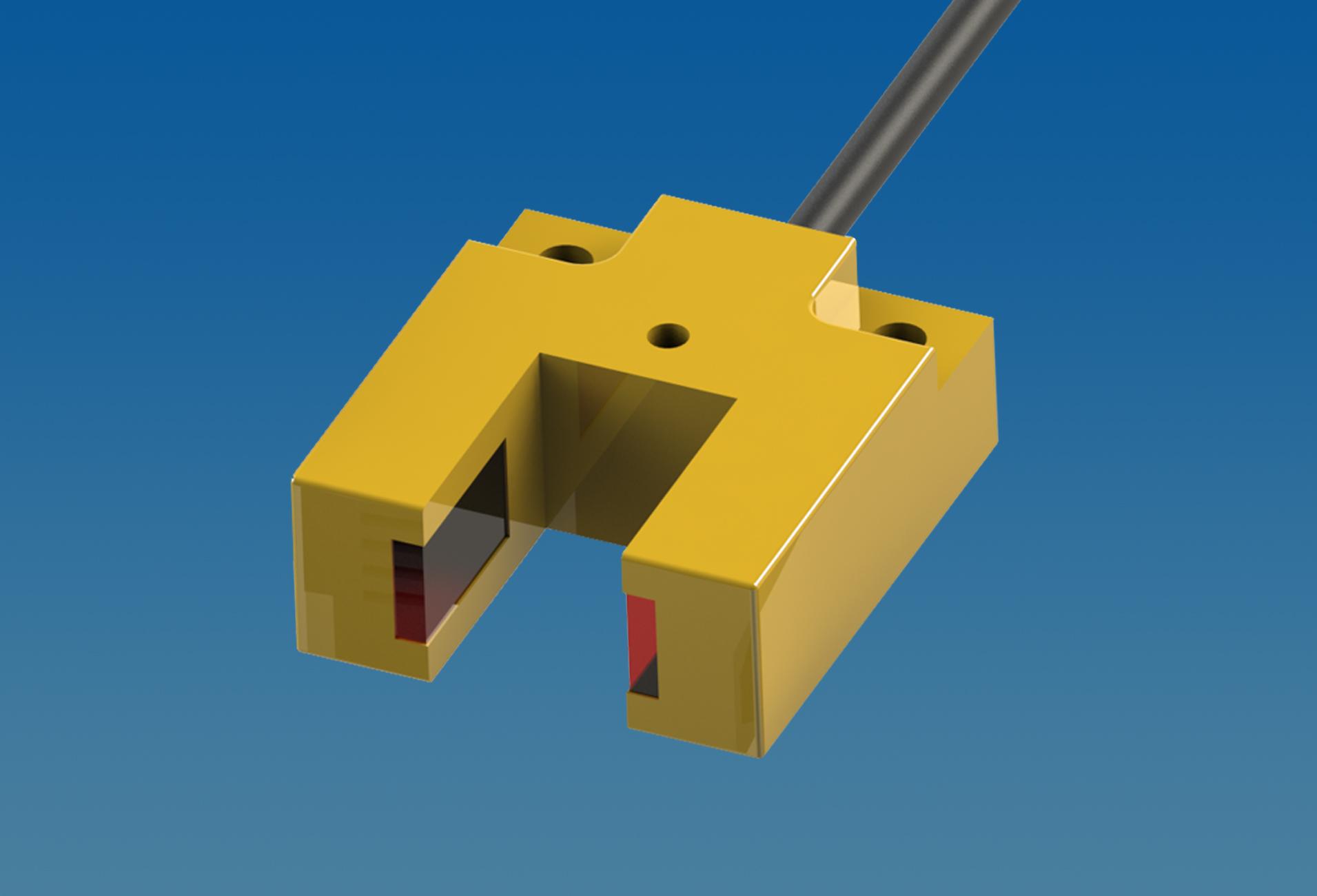 E3S15槽形光电传感器