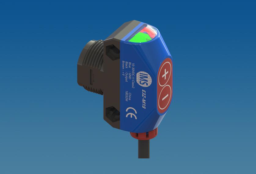 E3Z-T漫反射光电开关 按键调节式