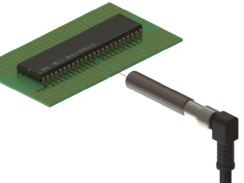 M8高精度激光传感器