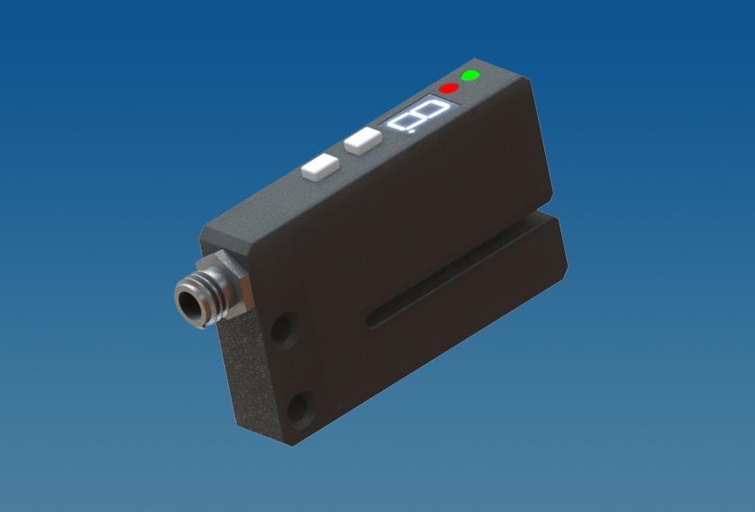 金属光电标签传感器